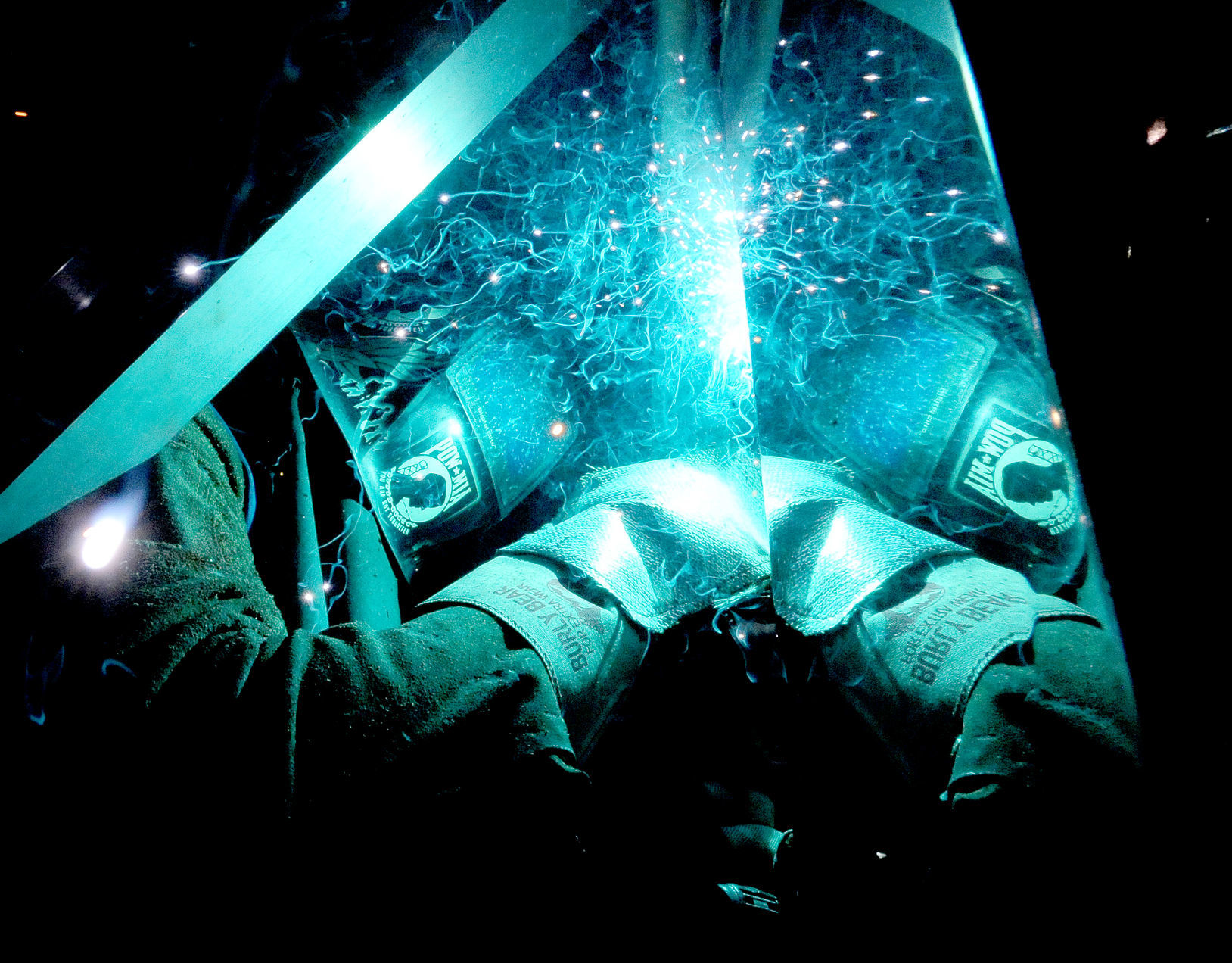 Welder Help Wanted Skilled labor pains