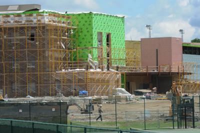 Forest Hills junior-senior high school construction update