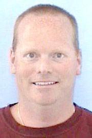 Kevin Foley booking mugshot