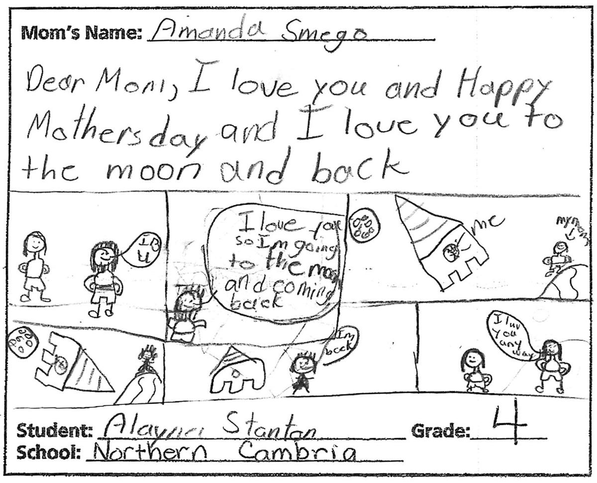 NORTHERN CAMBRIA Elementary 4th Grade | Alayna Stanton.JPG