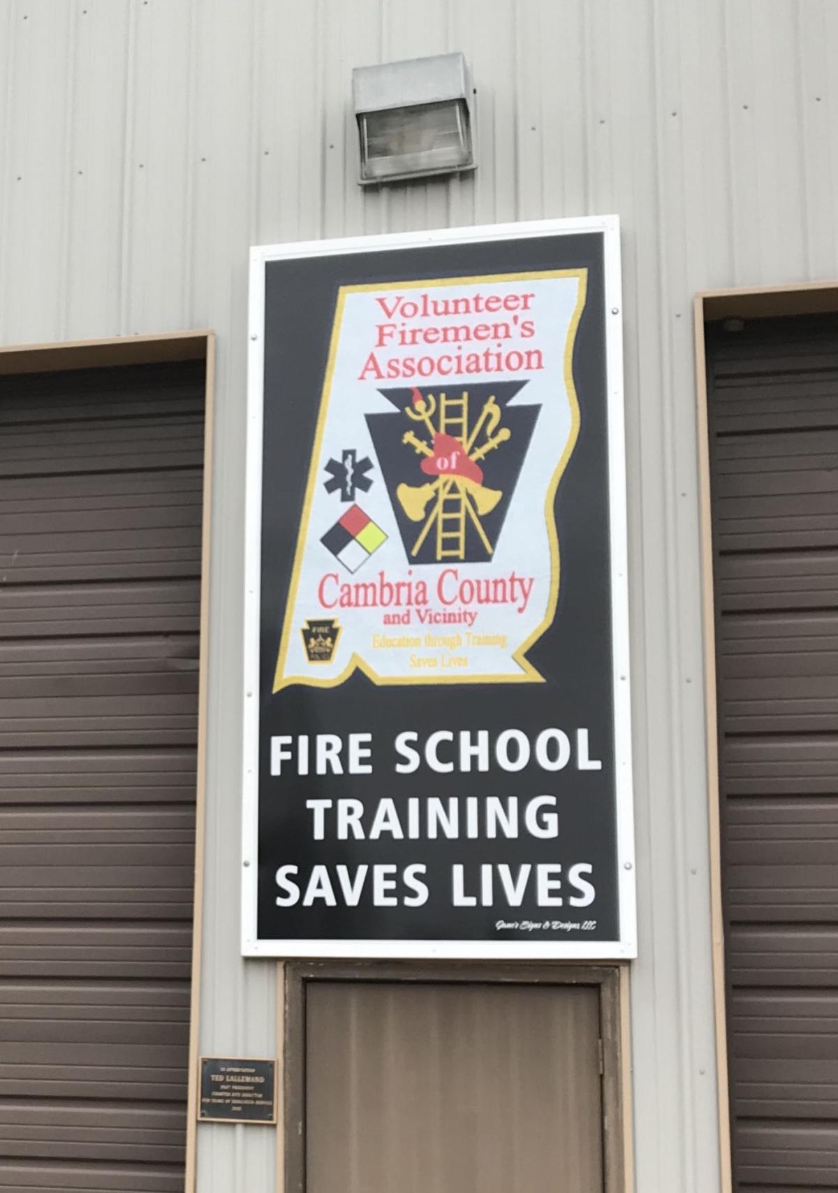 Cambria County Fire School