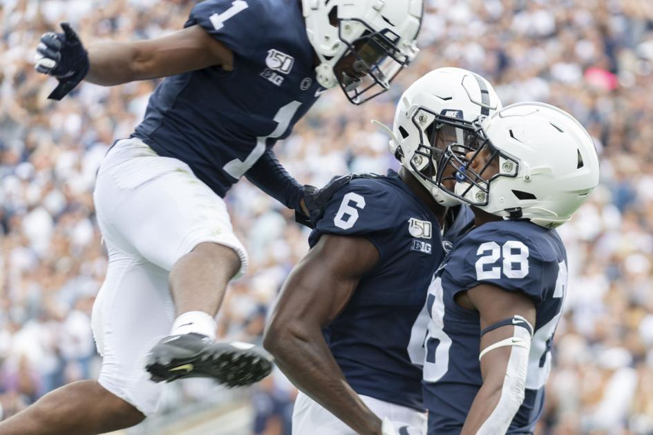 Penn State Football Nittany Lions Welcome Buffalo In