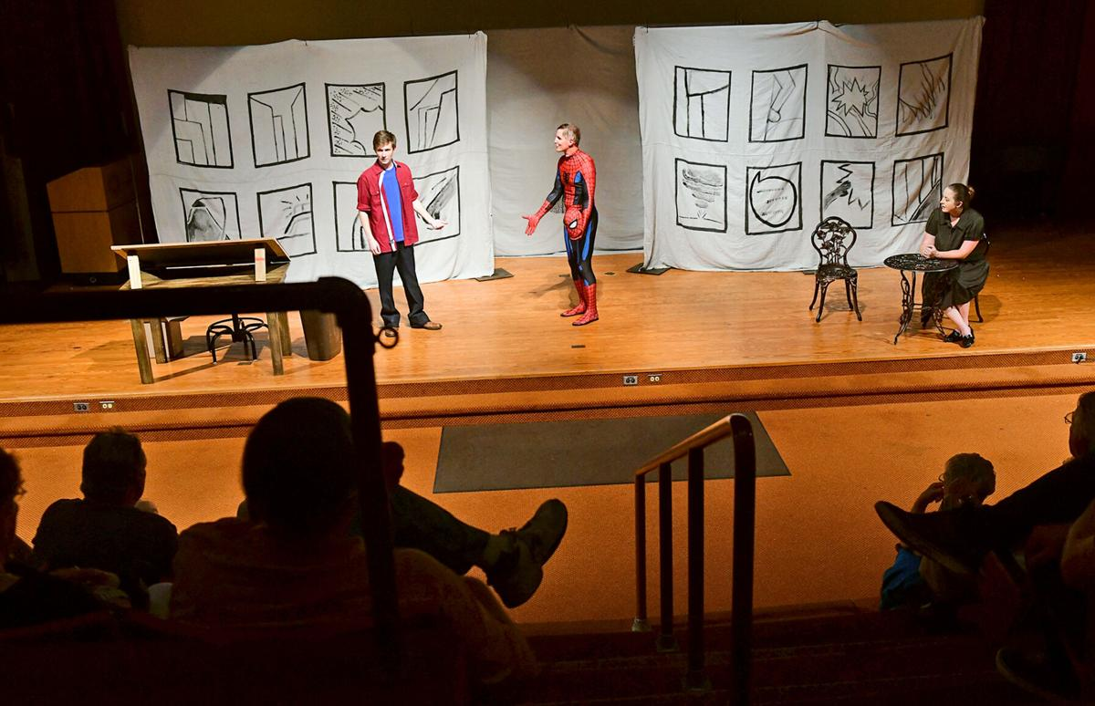 """""""Ditko"""" 