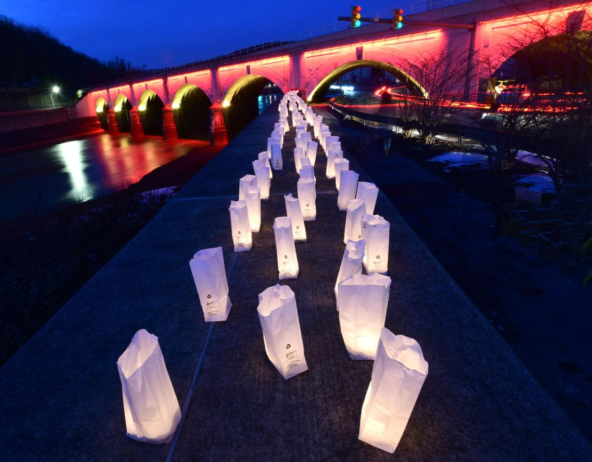 COVID Remembrance Luminaries