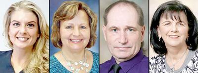 Conemaugh Health System Mercy Award winners