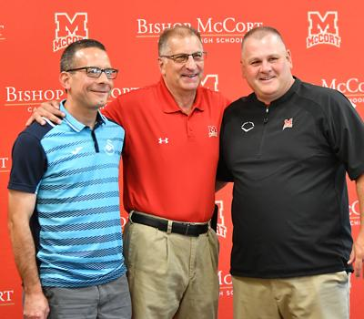 New coaches, athletic director at Bishop McCort Catholic High School