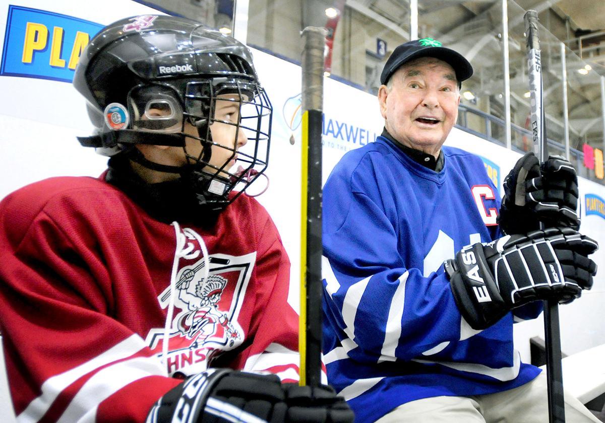 Don Hall Hockeyville