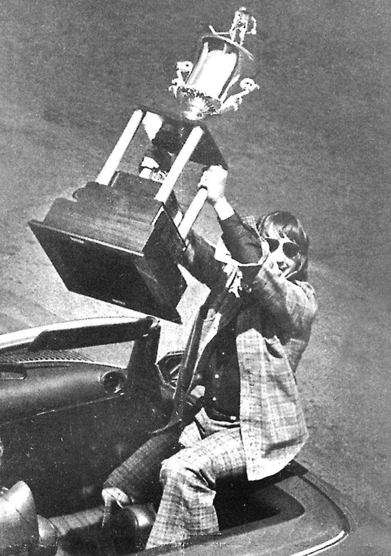 Jets Trophy Galen Head