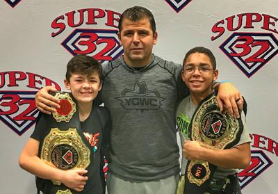 Super 32 wrestling