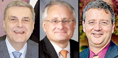 Tom Kurtz, William Caldwell and Stephen Wolfe
