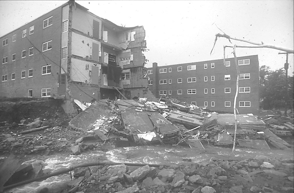 1977 Flood Revamped Johnstown Flood Museum Will Include Story Of