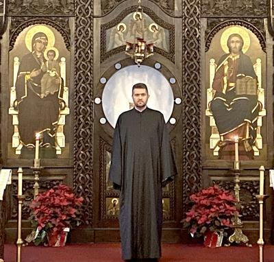 Father Milan Dragovic