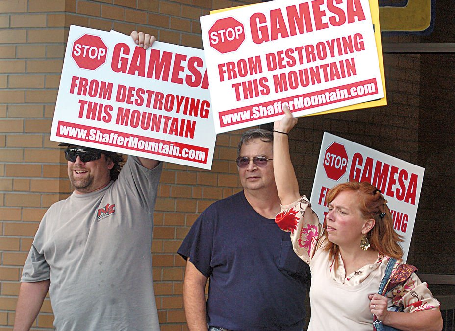 Gamesa Protest Main