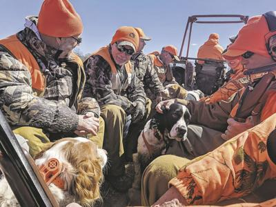 Veterans gather for day of bird hunting and camaraderie