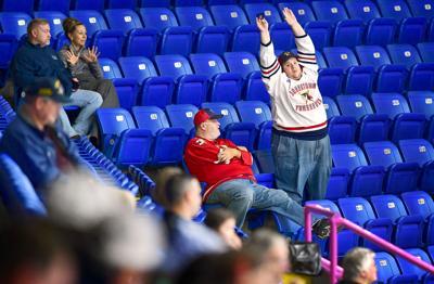 USA Hockey's National Team Development Program (17U) vs. Johnstown Tomahawks