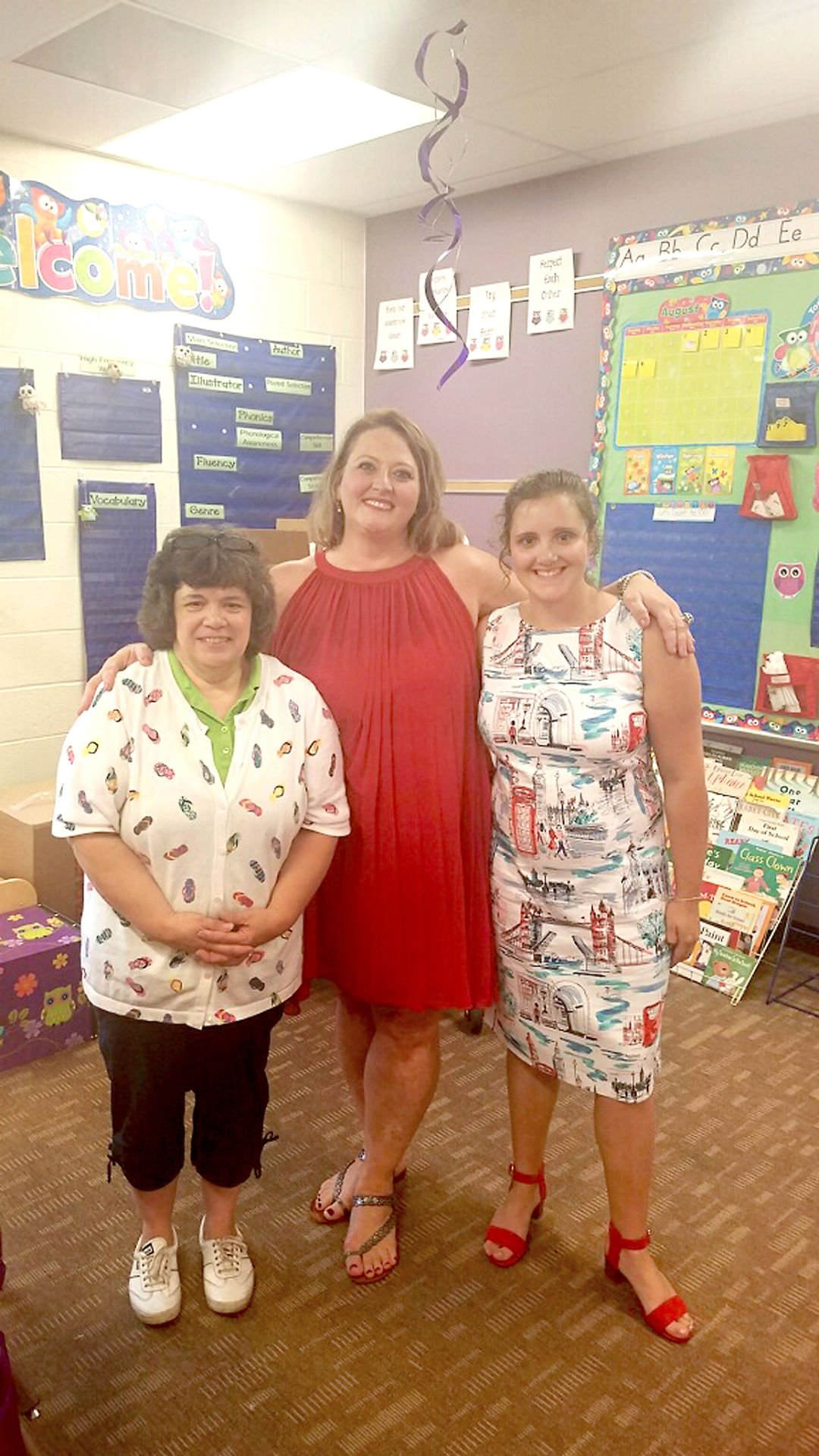 in the spotlight paying it backward alumna surprises teacher who