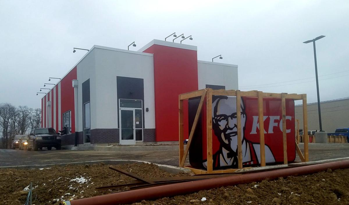 Chicken lovers line up as KFC opens in Richland Township