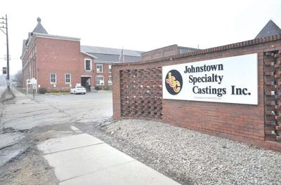 Johnstown Specialty Castings logo