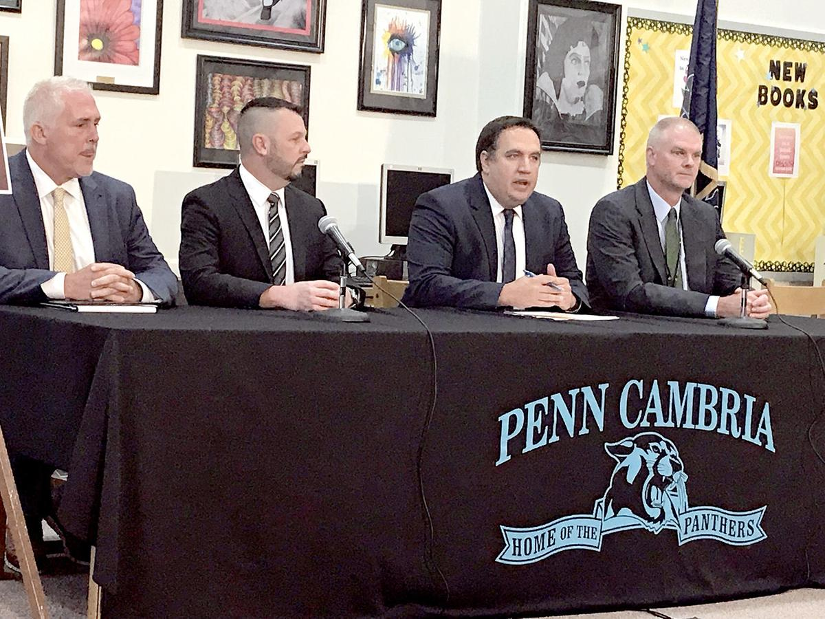 Penn Cambria anti-bullying program