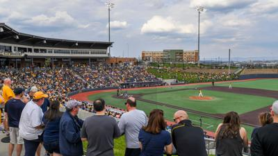 West Virginia baseball