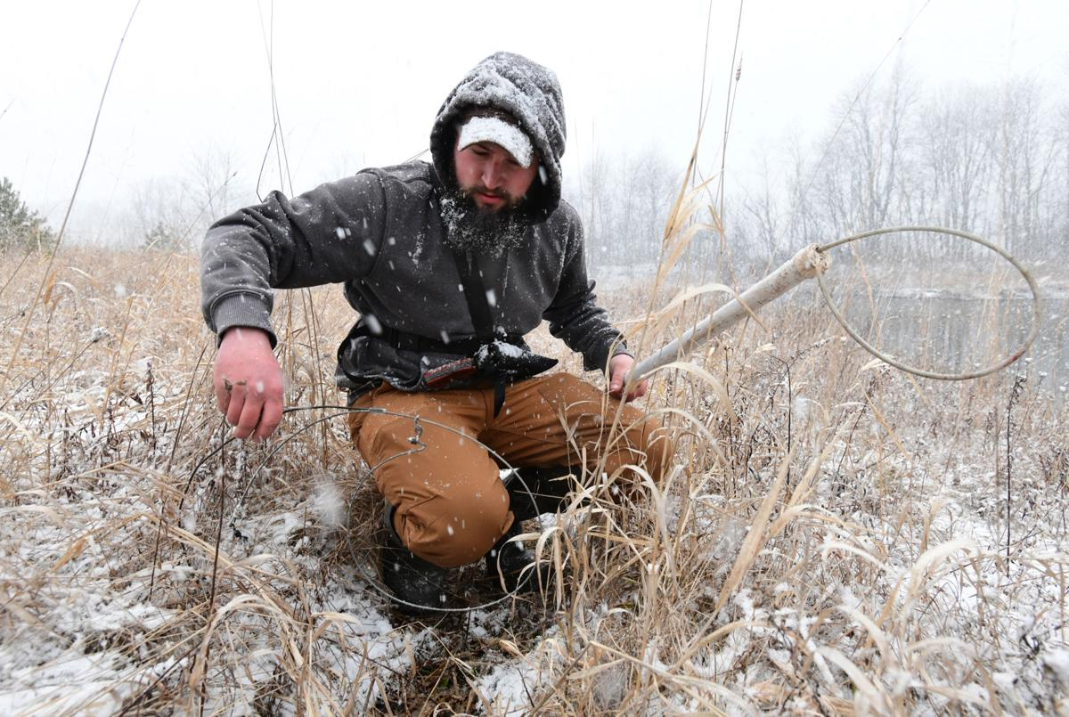 Outdoors: Trapper Logan Lichvar