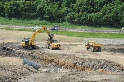 U.S. 219 project progressing
