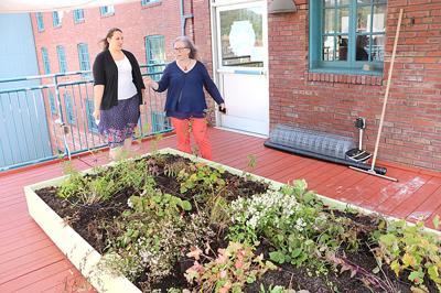 Marisa Tracey and Deborah Winterscheidt