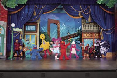 "Sesame Street Live! ""Make Your Magic"""