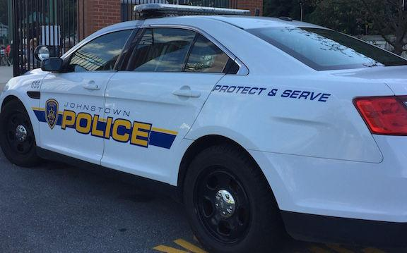 Da Johnstown Officer Overdoses At Police Department