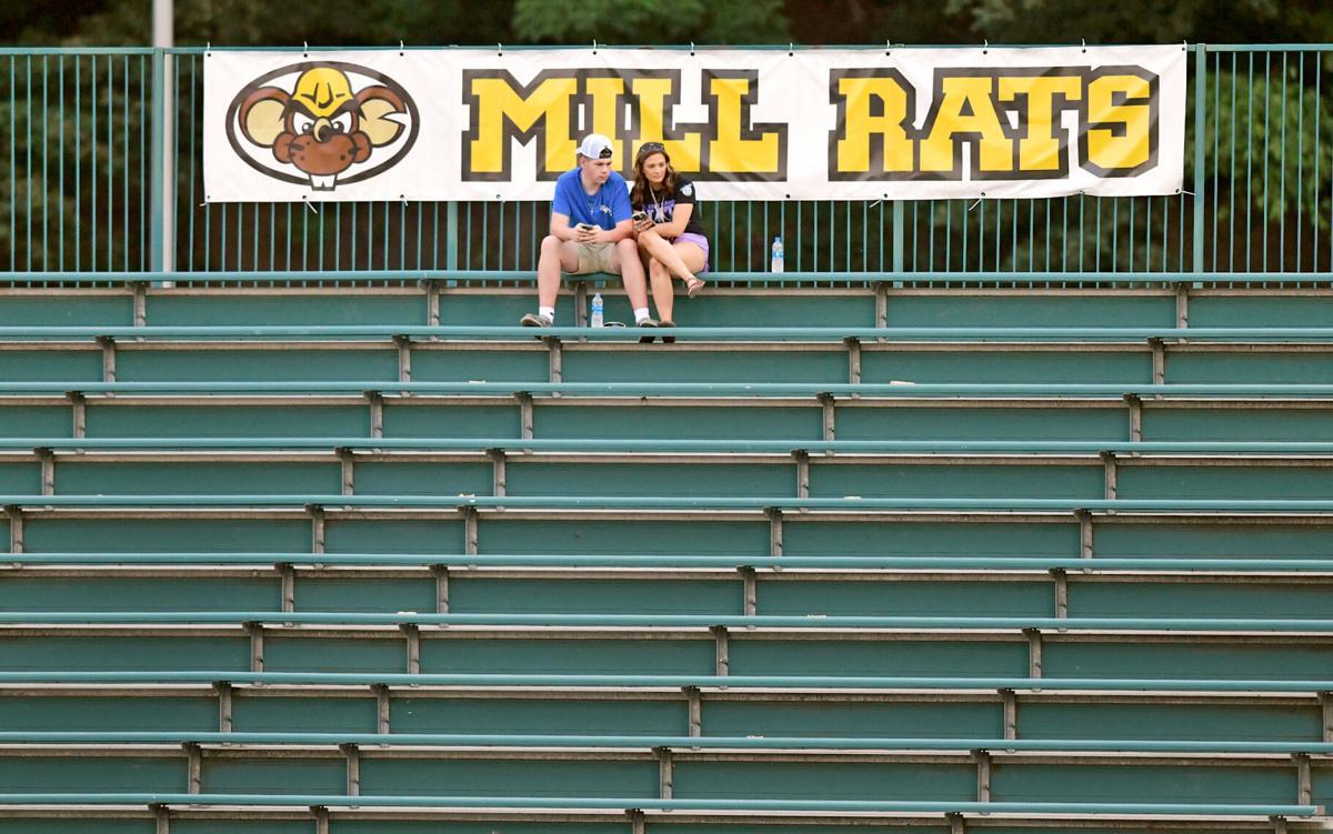 Johnstown Mill Rats Baseball   Attendance