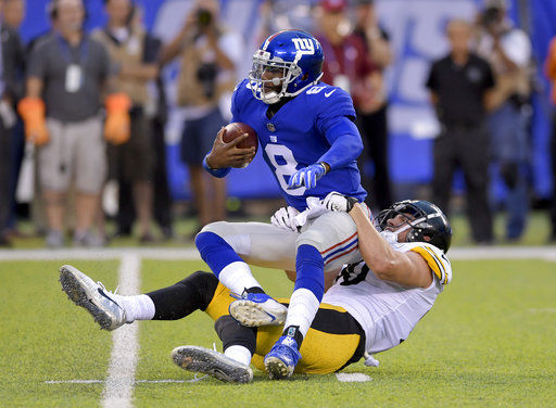 Steelers young defence impresses in Steelers preseason opener