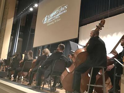 Johnstown Symphony Orchestra 90th anniversary