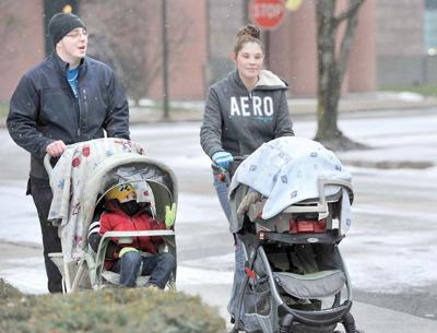 Motor Problems In Infancy May Forecast >> Frigid Weather Forecast Elderly Infants At Risk When Temperatures