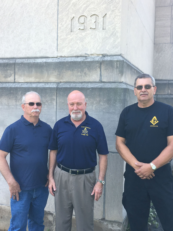 Rick Fetzer, Alvin E. Just,  Peter Bobak