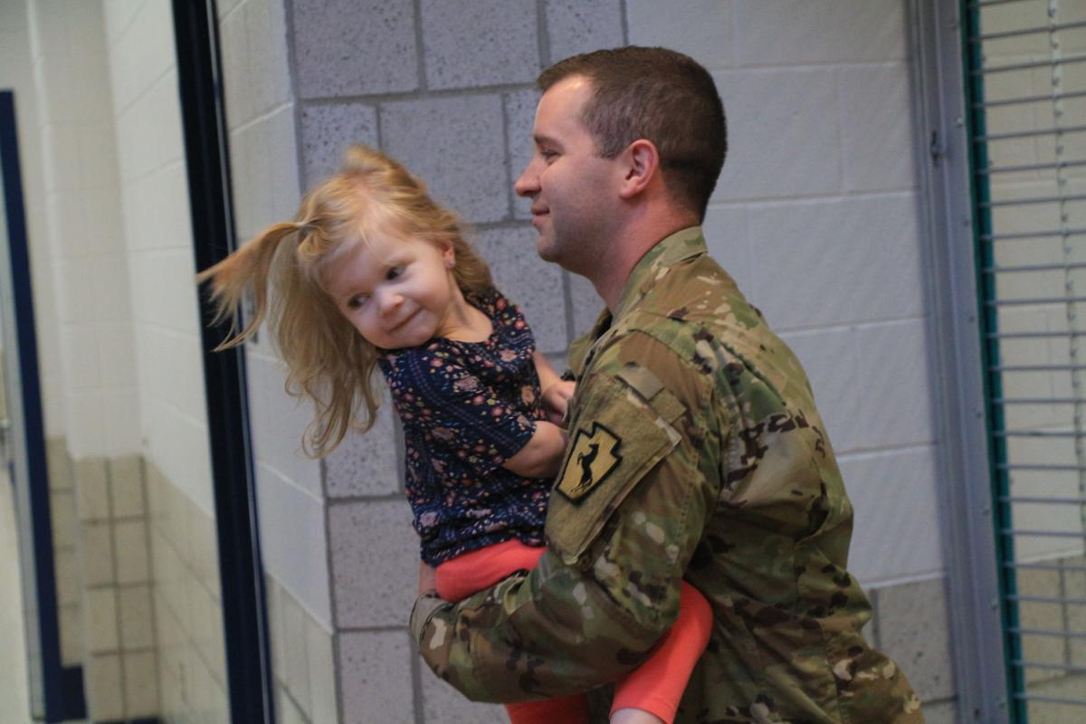 Families, governor send off Johnstown Guard unit headed to