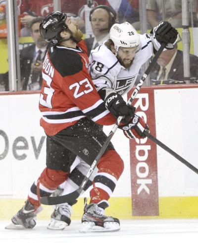 New Jersey Devils  David Clarkson ec25a076d