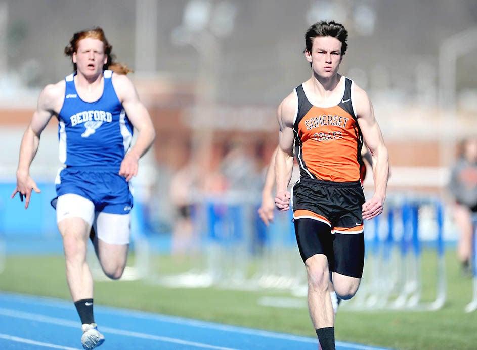 High School track and field capsules   Sports   tribdem com