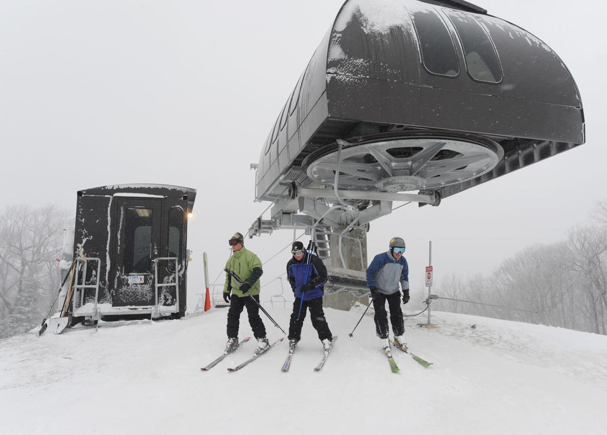 Editorial | Ski resorts provide lift for region | Editorials ...