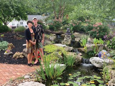 Create your own garden oasis