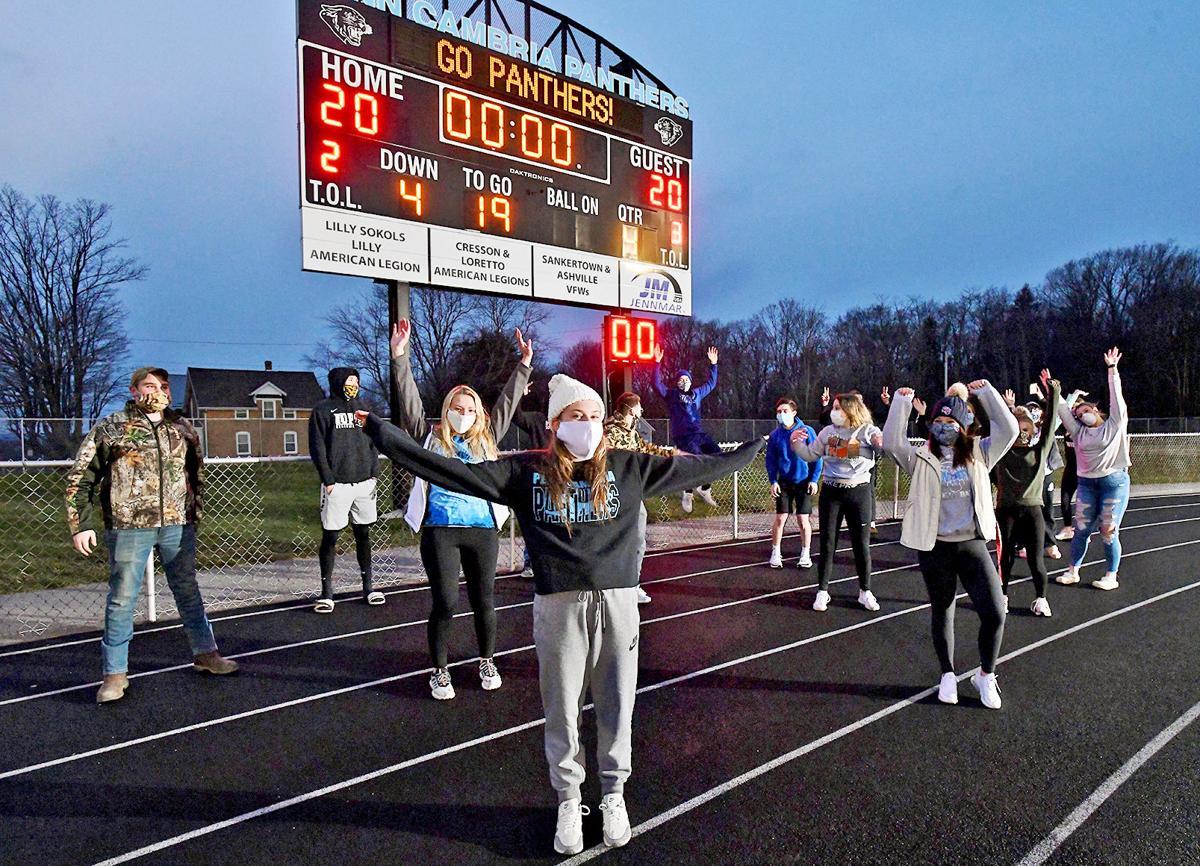 Lights on for seniors