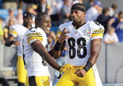 Antonio Brown Is New 1a In Steelers Offense Sports Tribdem Com