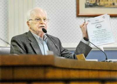 Jack Williams Johnstown City Council