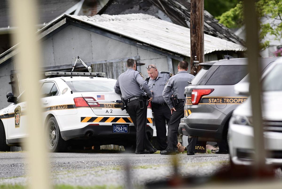 Portage Township Death Investigation