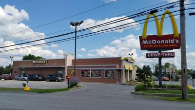 Westwood McDonald's robbed at gunpoint, police say