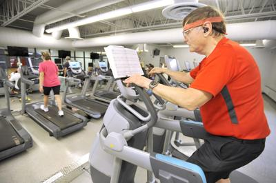 Not just a swim and gym place: ymca officials push fundraising