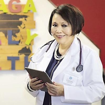 Dr. Rosario B. Gonzaga
