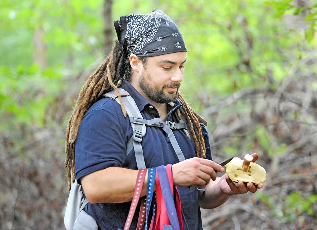 T.J. Jackson mushrooms