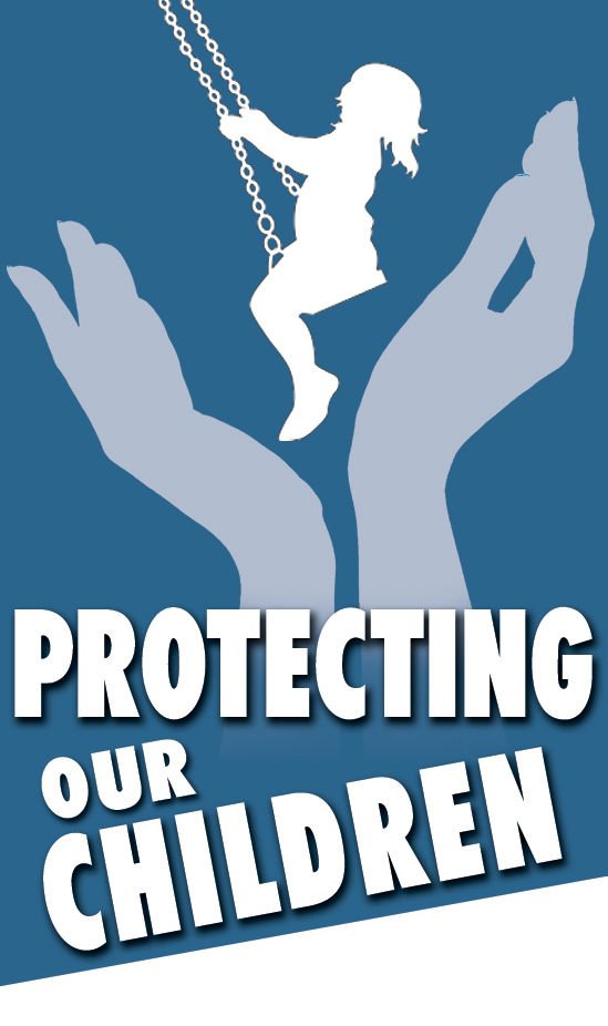 Protecting Our Children logo