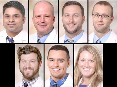 Seven locally trained doctors join Conemaugh medical staff