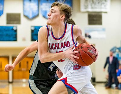 Richland vs. Warrior Run – March 7, 2020